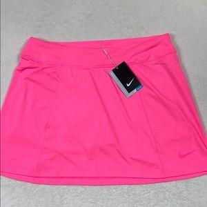 [ NIKE Golf ] Fluorescent Pink Skort